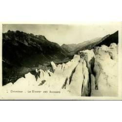 74 - CHAMONIX - LE GLACIER DES BOSSONS