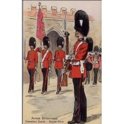 Armée Britannique - Grenadiers Guards - Grande tenue Illustrée par Maurice Tou