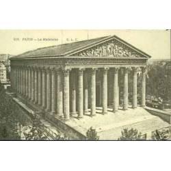75 - PARIS - EGLISE DE LA MADELEINE