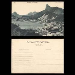 Bresil - Enseada de Botafogo - Rio de Janeiro