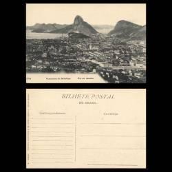 Bresil - Panorama de Botafogo - Rio de Janeiro