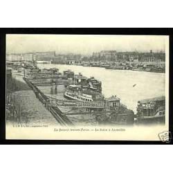 75 - Paris - La Seine à Austerlitz