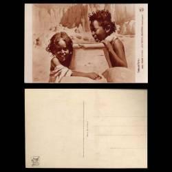 Egypte - Adam Styka - Les petits Bicharins - Haute egypte