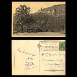 Luxembourg - Vianden - Les ruines