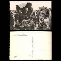 Maroc - Scènes et types - Les marchands d'Oranges - CPSM