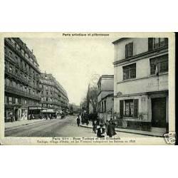 75 - Paris - Rues Turbigo et Ste Elisabeth