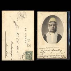 Pays-Bas - Walcherische Kleederdracht - 1903