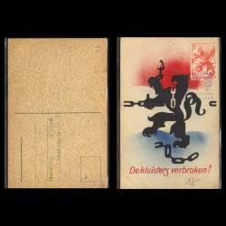 Pays-Bas - Dekluisters verbroken - 1946