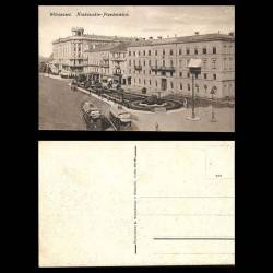 Pologne - Warszawa - Krakowskie-Przedmiescie