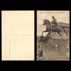 Pologne - Warszawa - Pomnik Ks. Jozefa Poniatowskiego