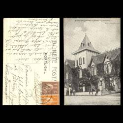 Portugal - Abrantes - Palacele Solano d'Abreu