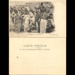 Sénégal - Dakar - Femmes à la Fontaine - Edition Fortier