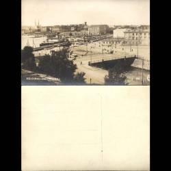 Suede - Helsinki - Helsingfors - Vue générale du port et de la ville