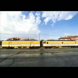 Train - Atelier de tri : PA N° 182 - Allege : PE N) 719 type 1924 non aménagé - Toulouse