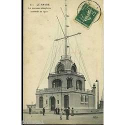 76 - Le Havre - Le nouveau semaphore de 1910
