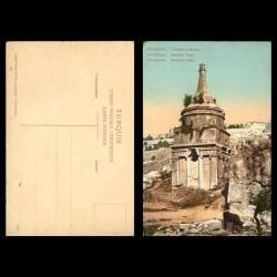 Israel - Jerusalem - Le tombeau d'Absalon