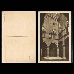 Italie - Sienne - Atrio Palazzo Comunale