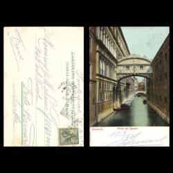 Italie - Venise - Ponte dei Sospiri