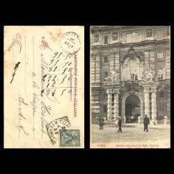 Italie - Torino - Ingresso principale del Regio Arsenale