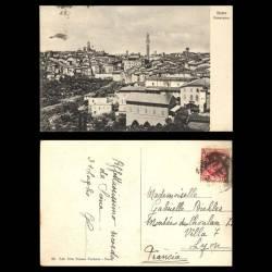 Italie - Sienne - Panorama général