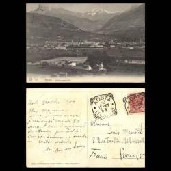 Italie - Aoste - Veduta generale