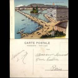 Suisse - Geneve - Grand Hotel des Bergues