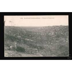 77 - FORET DE FONTAINEBLEAU - GORGES DE FRANCHARD