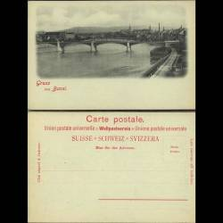 Suisse - Gruss aus Basel - Pont