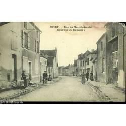 77 - Mitry - Rue du Mesnil-Amelot - Qtier de Romenoy