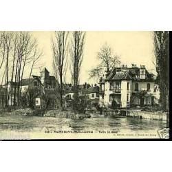 77 - Montigny sur Loing - vers le gue