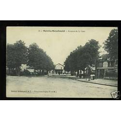 77 - Sainte-Menehould - Avenue de la gare