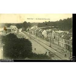 78 - Saint-Cyr - La route deVersailles