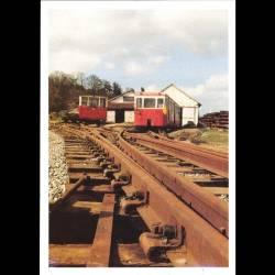 1 - Etape du 17eme tour de bretagne des vehicules anciens le 18 mai 1997 au musée du petit train des cotes du nord à Bou