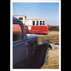 2 - Etape du 17eme tour de bretagne des vehicules anciens le 18 mai 1997 au musée du petit train des cotes du nord à Bou