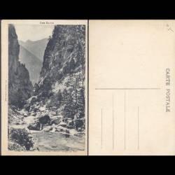 05 - Queyras - De Guillestre à Abriès - Gorges du Guil