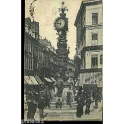 80 - Amiens - L'Horloge Dewailly - Animee
