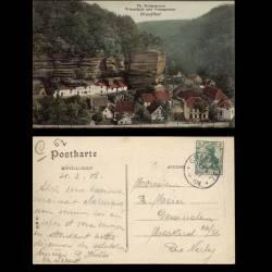 67 - Graufthal - Wirtschaft und Postagentur