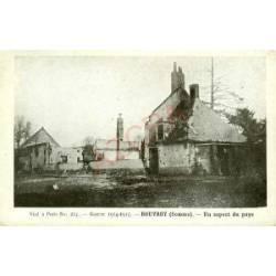80 - ROUVROY - UN ASPECT DU PAYS - GUERRE 1914-15