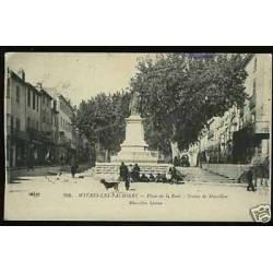 83 - Hyeres les Palmiers - Place de la Rade