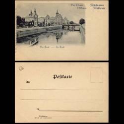 68 - Mulhouse - La Poste - Edition C. Bernhoeft