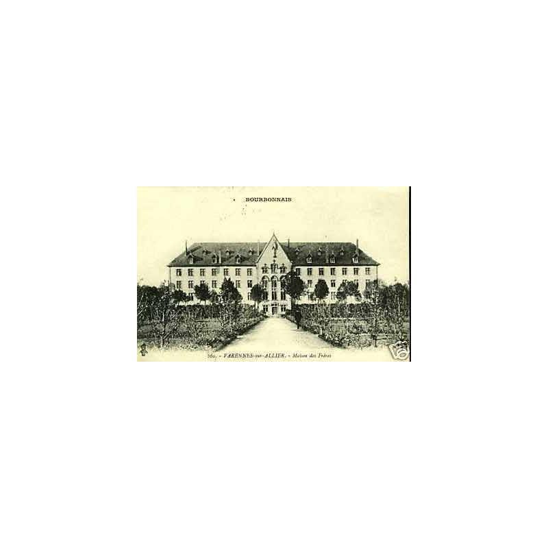 03 - Varennes sur Allier - Maison des freres