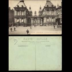 69 - Lyon - L'Hotel de ville - Facade place de la comédie