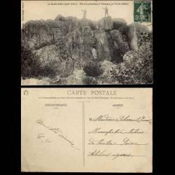 69 - La Roche d'Ajou - Site à Chansaye par Poule