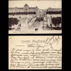 69 - Lyon - Pont de l'Université - Les facultés