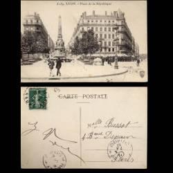 69 - Lyon - Place de la République