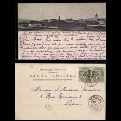 69 - Lentilly - Vue générale - 1902