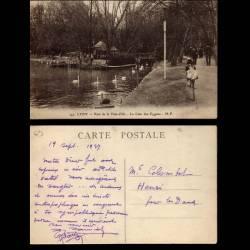 69 - Parc de la Tete d'Or - Le coin des cygnes