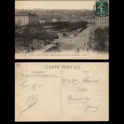 69 - Lyon - Cours du midi - Hotel Terminus et coteau de Ste Foy