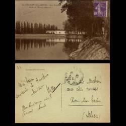 71 - Montchanin les Mines - Bois Bretoux- Bords de l'Etang réservoir