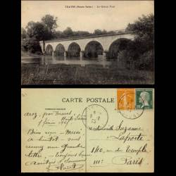 71 - Traves - Le grand pont